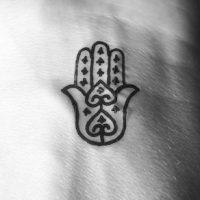 Tatuajes De La Mano De Fátima O Hamsa Tattoo Escoge El Tuyo